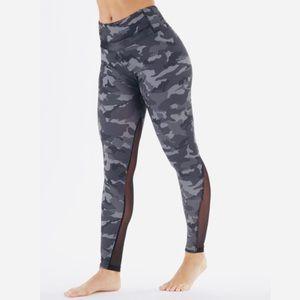 Bally Total Fitnesses Camo Print Leggings
